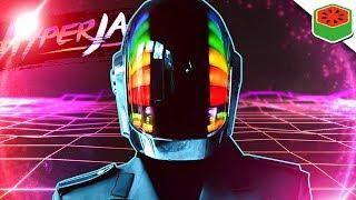 CYBERPUNK DEATHMATCH!   Hyper Jam - The Dream Team