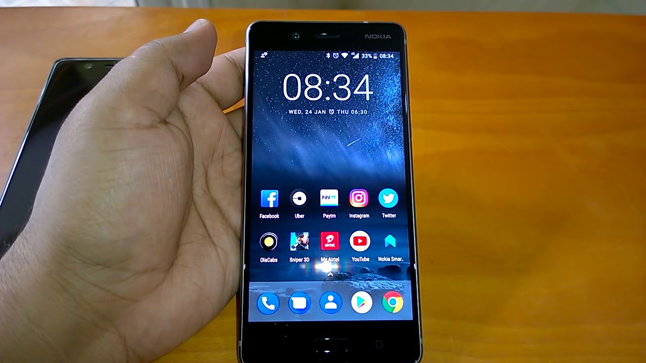 Nokia 8 Android 8 1 Oreo Beta Hands On All Official Features Changes One Disappointment Youtube