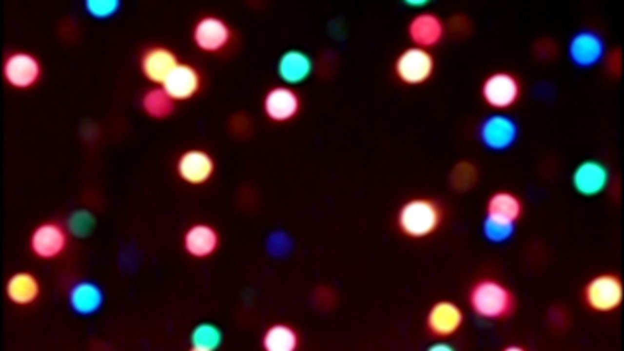 Free Christmas Falling Snow Wallpaper 720phd Stock Footage Background Video Christmas Lights