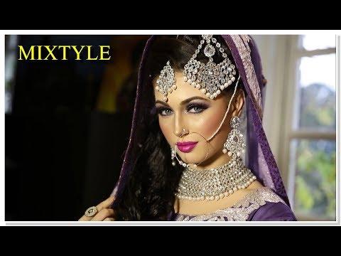 азиатский свадебный макияж фото