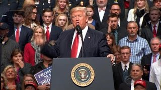 Trump reacts after second travel ban blocked by Hawaii judge