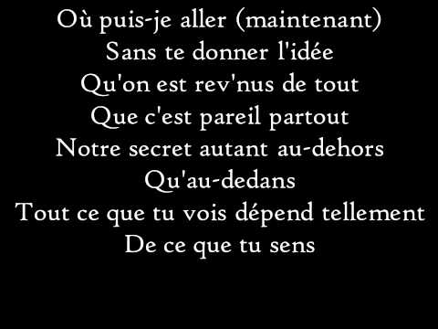 Jean-Louis Aubert - Juste une illusion - Paroles