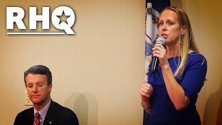 Jennifer Lewis DOMINATES Debate In Trumpland