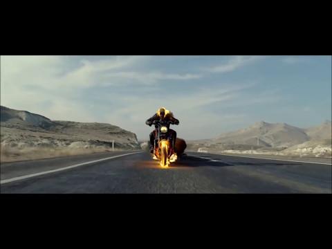 Motoqueiro Fantasma vs Blackout | DUBLADO | HD  | DUBLADO | HD