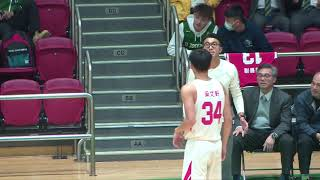 Publication Date: 2020-01-16 | Video Title: 200116 桂華山 vs 張振興(港島區D1男子甲組籃球賽