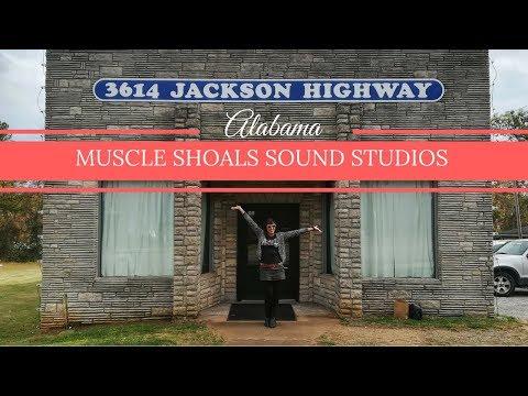 Muscle Shoals Sound Studios, Alabama. Un viaggio nella storia del rock