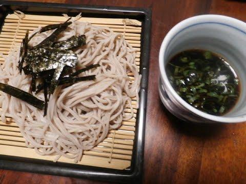 プロの味 蕎麦つゆ(ザル)の作り方