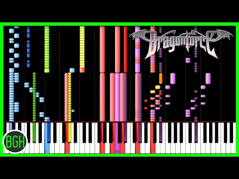 "IMPOSSIBLE REMIX - ""Through the Fire and Flames"" DragonForce"