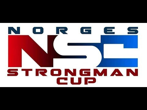 Norges Strongman Cup 14 juli 2018 Lillesand Fitness