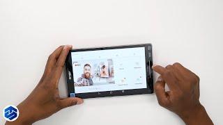 ASUS ZenPad 8 (Z380M) Android Tablet Setup