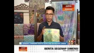 Songket: Warisan tekstil eksklusif sepanjang zaman