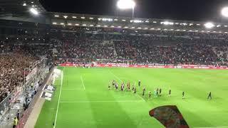 FC St. Pauli - Darmstadt 98 die nr. 1 der Stadt