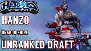 Who Needs Tanks Anyway - Hanzo Scatter Build [Heroes of the Storm || EU Patch 34.1]