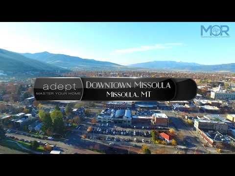Missoula MT Real Estate | Neighborhoods | Downtown Missoula