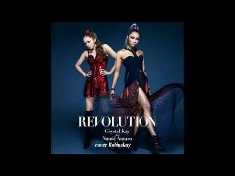 Crystal Kay feat  Namie Amuro -  REVOLUTION