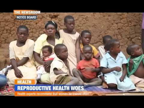 REPRODUCTIVE HEALTH WOES