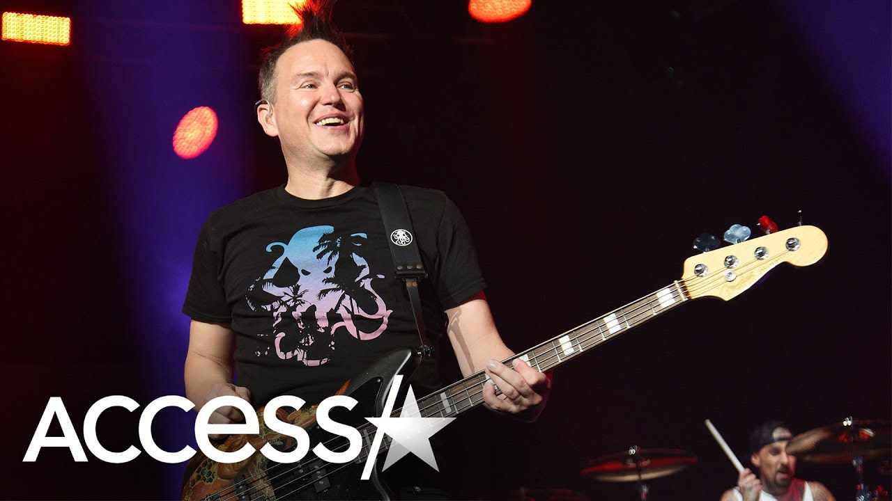 Mark Hoppus is battling cancer: 'It sucks and I'm scared'