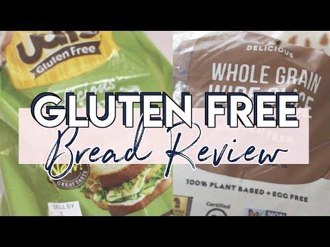 GLUTEN FREE BREAD REVIEW: A Taste Test of Five Gluten Free Favorites