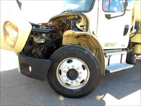 For Sale 2007 Freightliner Business Class M2 Vacuum Truck PTO Diesel bidadoo.com