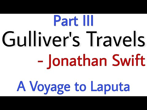 """Gulliver's Travels by Jonathan Swift in Hindi 