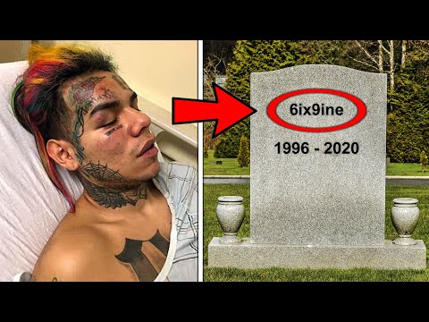 6ix9ine CRIES TO BE RELEASED Here&39;s Why