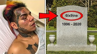 6ix9ine CRIES TO BE RELEASED, Here's Why...