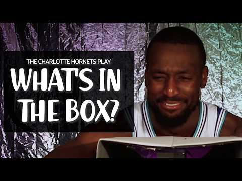 What's In The Box? Charlotte Hornets Edition