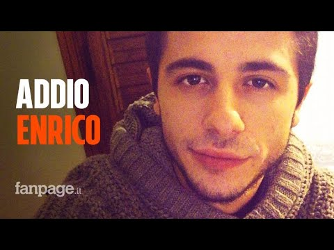Enrico Cordella: ritrovato dopo otto giorni il corpo dell'ultimo ragazzo disperso in mare