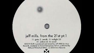 Jeff Mills - To Count