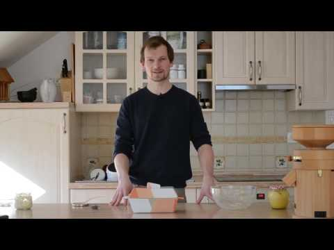 How to make Amazing & Simple gluten free sourdough bread
