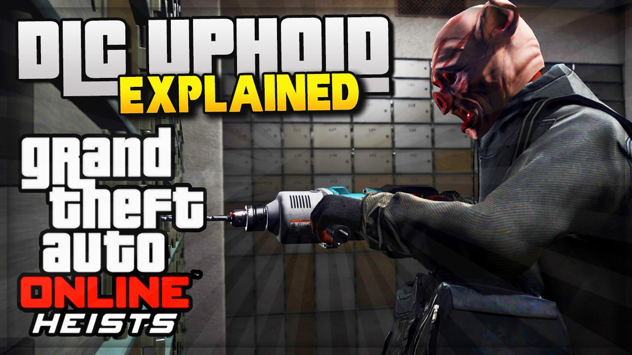 GTA 5 Online Heist Update - DLC DELAY For GTA Online Heists ...