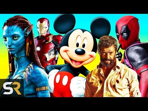 Here's What Would Happen If DISNEY Bought FOX