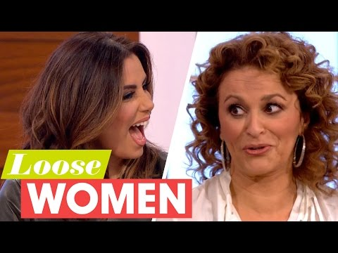 Eva Longoria Bastón Didn't Fancy her Husband the First Time They Met | Loose Women