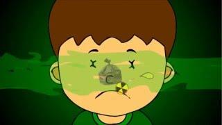 Land Pollution Animation (HERO)