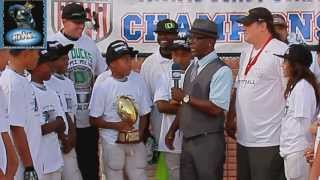 GraveDigga Football TV 2013- PCC 11u Super Bowl- Ducks vs Demos