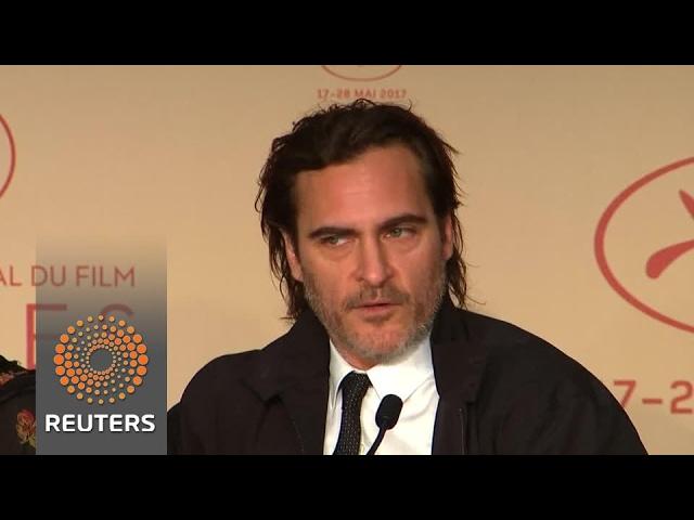 Joaquin Phoenix bludgeons Cannes with hitman thriller
