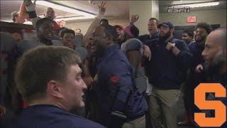 Dino Babers' Locker Room Speech After Syracuse Upset Virginia Tech thumbnail