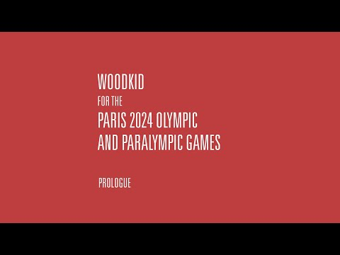 Woodkid for the Paris 2024 Olympic and Paralympic Games - Prologue
