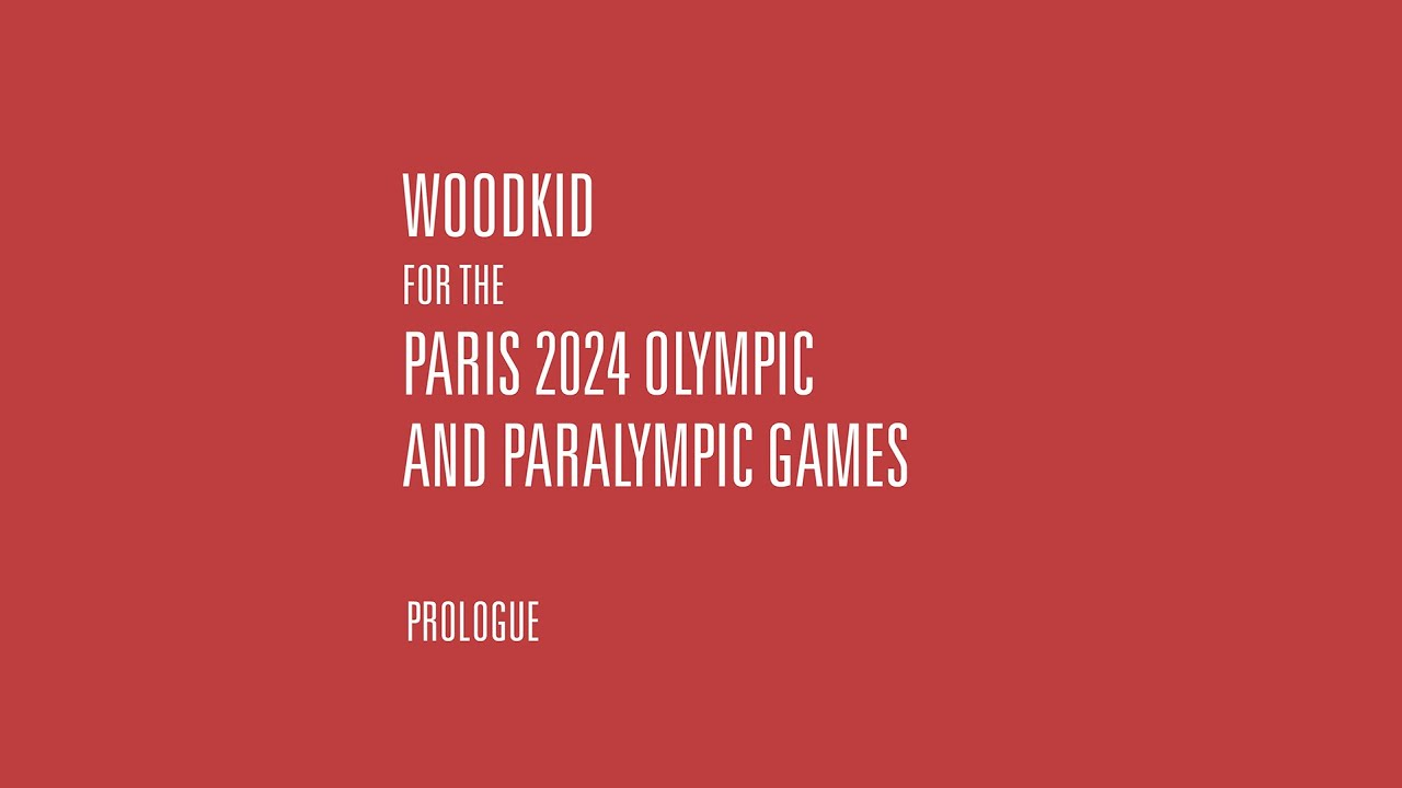 Woodkid for the Paris 20 Olympic and Paralympic Games   Prologue