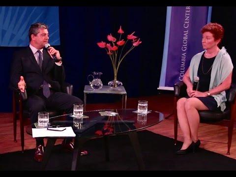 Columbia in Rio  - Conversations II  - SIPA professor Marcos Troyjo