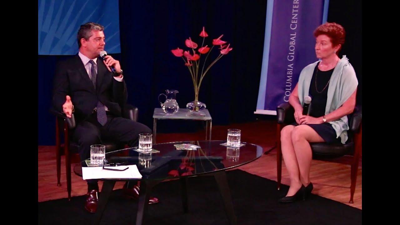 Columbia in Rio - Conversations II - SIPA professor Marcos Troyjo ...