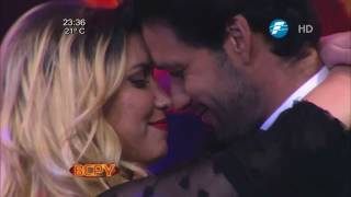 ¡Sergio Marone y Camila Rodrigues bailaron con el jurado de #BCPY2017!