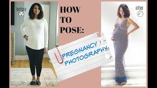 How to look good in your pregnancy photos/ MATERNITY PHOTOGRAPHY ideas/blush With Me PARMITA