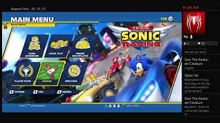 Let's Play Team Sonic Racing! (Part 1)