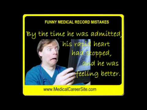 Ridiculously Funny Medical Mistakes - YouTube