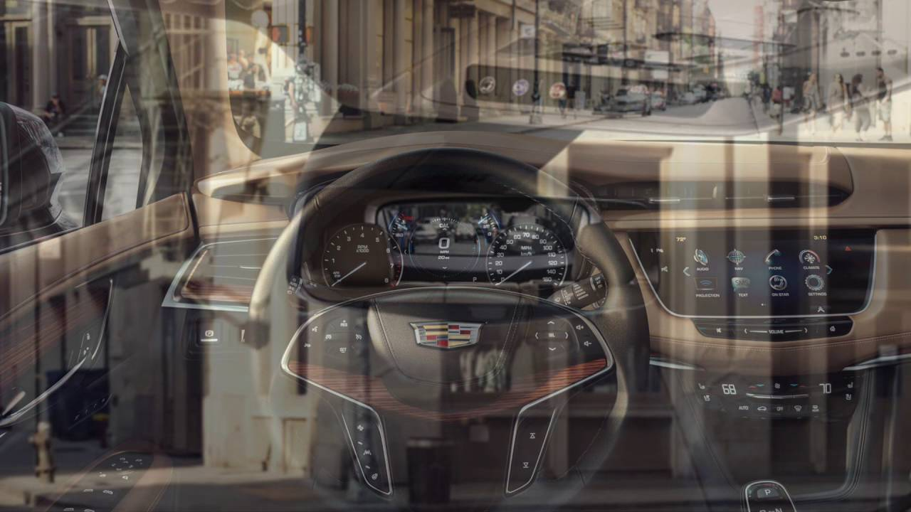 2017 Cadillac Xt5 Near Universal City Cavender Cadillac