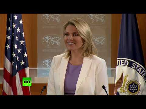 US officials toured Russian facilities - State Dept spox on sweeping diplomatic premises