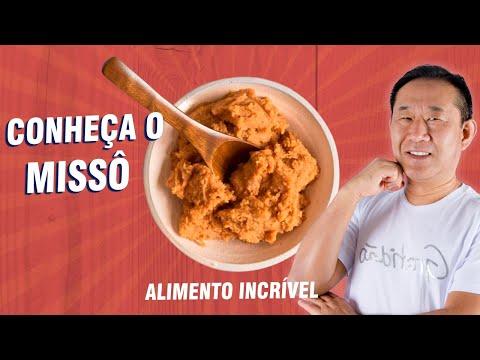 Missô - um alimento vivo para sua saúde por Dr. Peter Liu