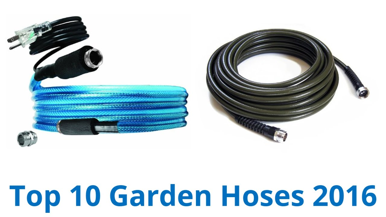 10 Best Garden Hoses 2016 YouTube