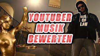 """POL1Z1STENS0HN (Jan Böhmermann) feat. Justice – RECHT KOMMT / Ich bewerte """"MUSIK"""" von Satiriker"""